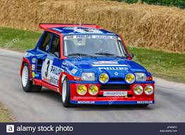 renault 5 rally ragnotti stock photos u0026 ragnotti stock images alamy