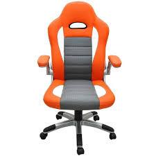 siege de bureau gamer fauteuil chaise de bureau ergonomique gamer pc siège rembourée incli