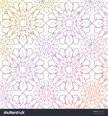 floral pattern background pastel colours stock vector 547501261