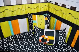 Surfer Crib Bedding All Things Children Dk Leigh Crib Bedding Set For Unisex
