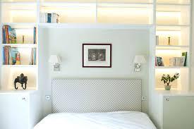 White Bookcase Headboard Full Bookcase Diy Bookshelf Headboard Bookcase Headboard Build Medium