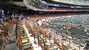 Comerica Park Map Detroit Tigers Comerica Park Seating Chart U0026 Interactive Map