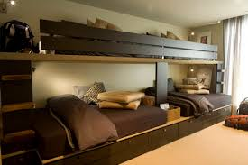 Four Bunk Bed Cool Bunk Bed Designs For Four