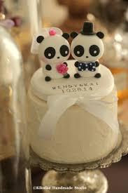 panda wedding cake topper 912 http wedding cake topper com
