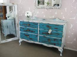 voodoo molly vintage turquoise dresser