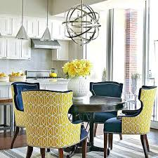 Yellow Chairs Upholstered Design Ideas Yellow Dining Room Chairs Dining Table White Yellow Chair Cushion