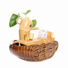 indoor decoration mini bamboo water fountain w2a069 n1 brand