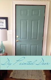 things you should know before embarking on interior door painting