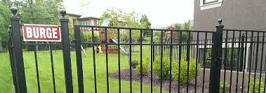 ornamental iron fences metal fence overland park ks