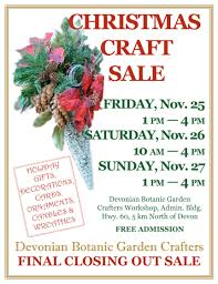 dbg crafters christmas craft sale tri region tourism
