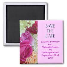 Save The Date Wedding Magnets Peach Save The Date Magnets U2013 Save The Date Magnets