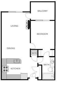 One Madison Floor Plans The Madison Apartments 5303 25 Avenue Edmonton Ab Rentcafé