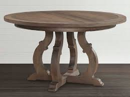 Round Dinette Table Artisan Round Dining Table Bassett Home Furnishings