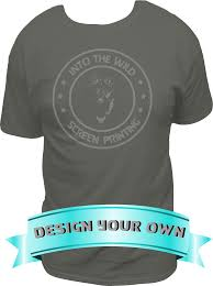 design your own home screen home simple into the wild screen printing