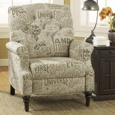 Ashley Furniture Exhilaration Sectional High Leg Recliner Stahlworth Script Transitional High Leg