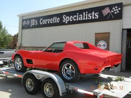 corvette specialists our portfolio jb corvette specialists