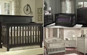 Baby Cache Lifetime Convertible Crib by Decor Astonishing White Wood Stained Medford Lifetime Convertible