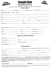 gym waiver forms how to open a 24 hour fitness center or convert