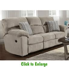 Double Reclining Sofa by Chevron Seal Double Reclining Sofa By Affordable At Furniture