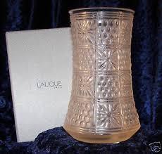 Lalique Vases Ebay 2291 Best Lalique Glass Images On Pinterest Glass Art Vases And