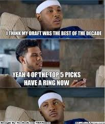 Melo Memes - hahaha im glad he doesnt have one he sucks a cry baby and