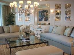 chic formal living room in interior home design style with formal
