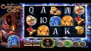 play a christmas carol slot u0026 meet holiday with bonuses youtube