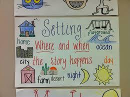 best 25 setting anchor charts ideas on pinterest kindergarten