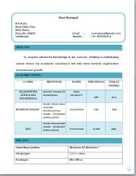 free download professional resume format freshers resume td resume jcmanagement co