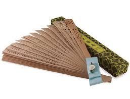 sandalwood fan sandalwood fan w custom satin ribbon hansonellis