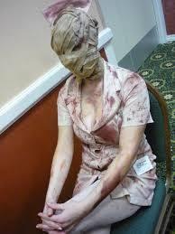Silent Hill Nurse Halloween Costume 25 Silent Hill Nurse Costume Ideas Silent