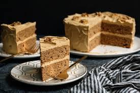 coffee walnut layer cake recipe nyt cooking