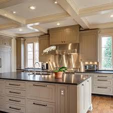hood over kitchen island transitional kitchen benjamin moore