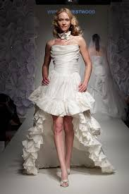 vivienne westwood fall winter 2012 wedding dresses world of bridal