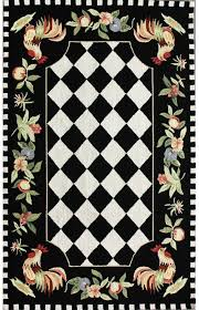 Rugs Kitchen 632 Best In The Kitchen With Roosters Images On Pinterest