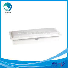 kitchen fluorescent light fixture covers plastic cover t5 lamp double tube surface mounted cabin ceiling