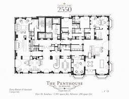 Lakeview House Plans by Penthouse Floorplans Lincoln Park 2550 Chicago Il