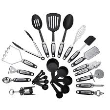 New Tools And Gadgets by Amazon Com 25 Piece Kitchen Utensils Set Cooking Tools