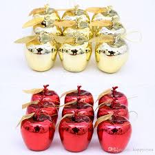 decoration tree apple decorations baubles