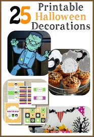 25 free printable decorations