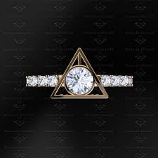 harry potter inspired engagement ring the harry potter engagement rings that will add magic to your