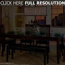 Dining Room Table Bench Set by Furniture Charming Dining Room Table And Bench Sets Chairs