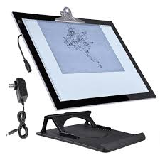 Drafting Table Lamps by Light Table Tattoo Supplies Ebay