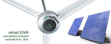 Solar Ceiling Fans by Solar Ceiling Fans Warisan Lighting Regarding Solar Powered