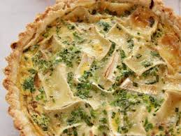 quiche cuisine az brie and broccoli quiche recipe ree drummond food