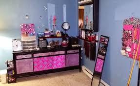 diy makeup vanity home living room ideas