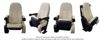 Dolphin Massage Chair Dolphin Seating Cinema U0026 Auditorium Seating Pearl High Back