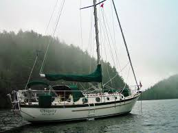 pacific seacraft 34 sailboat design and sailing characteristics