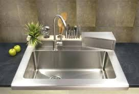 How To Clean Kitchen Sink With Baking Soda Cleaning Kitchen Sink With Baking Soda Second Floor