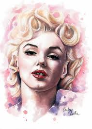 Marilyn Monroe Art 1295 Best